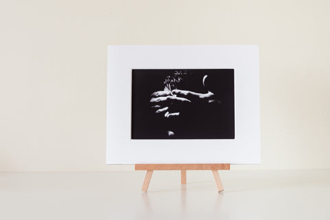 "7x5"" Mounted Fine Art Print"