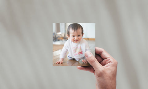 "Square small prints -  4x4""  5x5""  6x6""  - Photographic Paper"