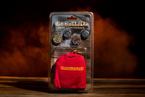 Gloomhaven: Metal Coin Upgrade