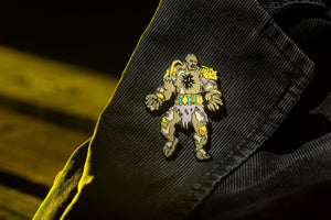 Cragheart Collectors Pin