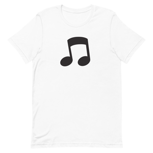"""Music Note"" T-Shirt"