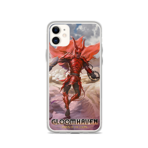 Red Guard iPhone Case