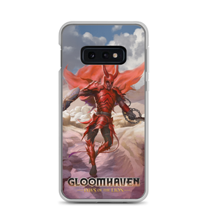 Red Guard Samsung Case