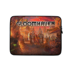 Gloomhaven Laptop Sleeve