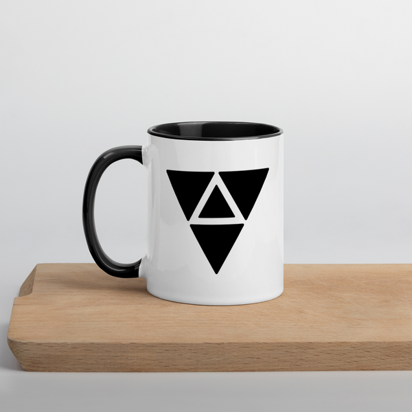Triangles Mug