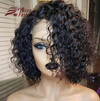 Lace Front Black Wig african american wig websites natural looking hair wigs