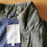 white stuff quilted jacket