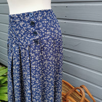 vintage laura ashley skirt