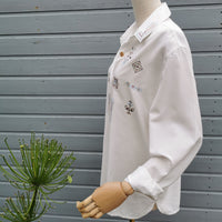 vintage embroidered shirt