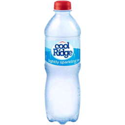Coolridge sparkling water/500ml