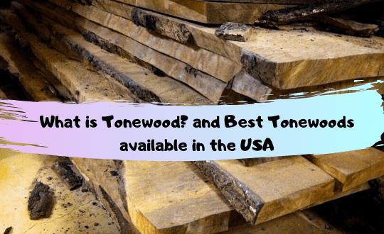What is Tonewood? and Best Tonewoods available in the USA