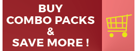 BUY COMBO PACKS & SAVE MONEY