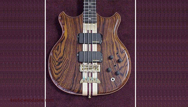 Cocobolo Guitars Exotic Woods
