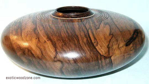 Limba-Bowl-Exotic Wood Products