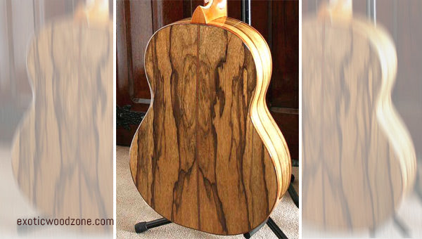 Limba-Guitar-Exotic Wood Products