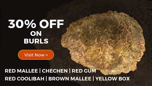 Burls With Free Shipping