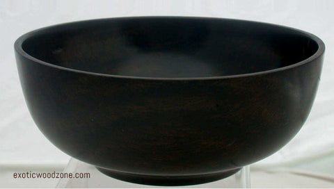 Gaboon Ebony Bowl Blanks