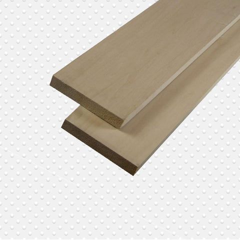 American Hardwood 4/4 Basswood Lumber, Packs measuring from 10 to 500 Board. Ft. - Exotic Wood Zone