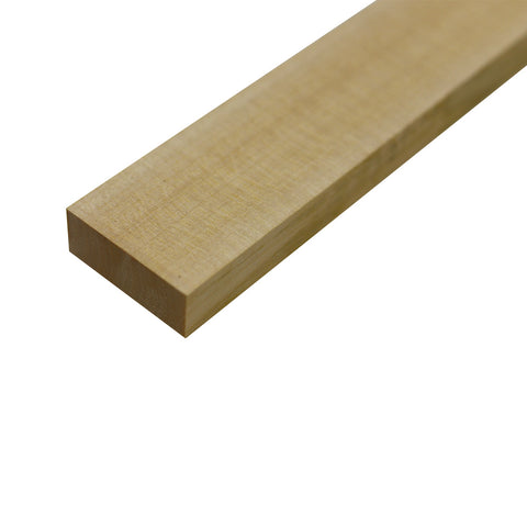"Basswood Lumber Board - 3/4"" x 6"" (2 Pieces) - Exotic Wood Zone"