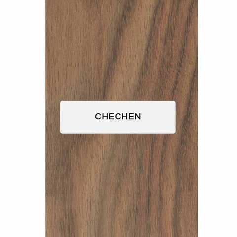 Chechen Thin Stock Lumber Boards Wood Crafts - Exotic Wood Zone