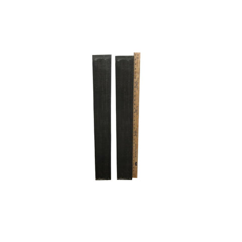 Gaboon Ebony Guitar Neck Blanks - Exotic Wood Zone
