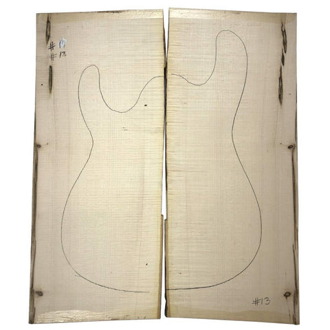 Buy Electric Guitar Body Blanks Online in USA