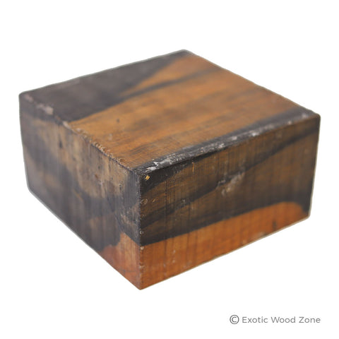 Gaboon Ebony Wood Bowl Blanks - Exotic Wood Zone
