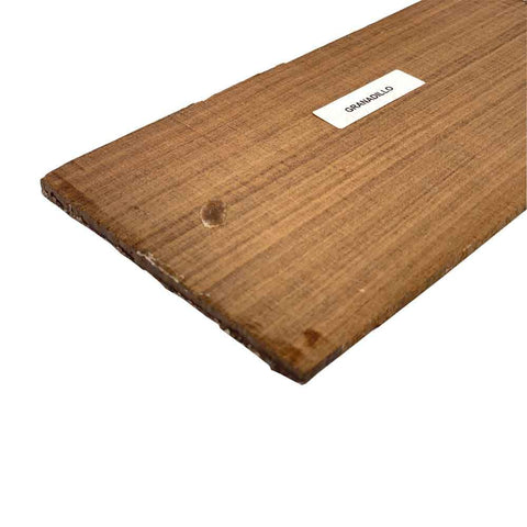 Mexican Granadillo Headplates 5 Piece Combo 220 x 100 x 3.5 mm With Free Shipping - Exotic Wood Zone