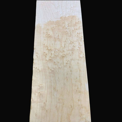 Birds Eye Maple Guitar Neck Blanks - Exotic Wood Zone
