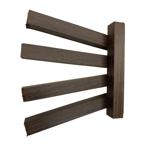 "Wenge Wood Pen Blanks 3/4"" x 3/4"" x 5"" - Exotic Wood Zone"