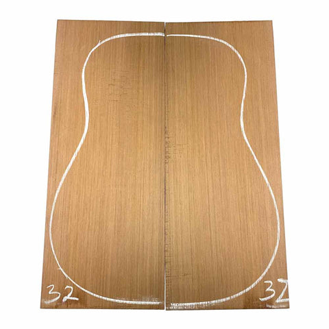 Western Red Cedar Dreadnought/Steel String Guitar Tops #32 With Free Shipping - Exotic Wood Zone