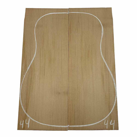 Western Red Cedar Dreadnought/Steel String Guitar Tops #44 With Free Shipping - Exotic Wood Zone