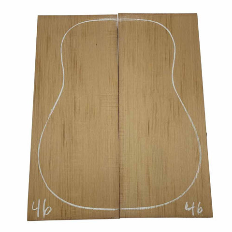 Western Red Cedar Dreadnought/Steel String Guitar Tops #46 With Free Shipping - Exotic Wood Zone