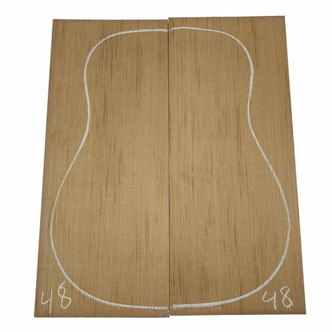Western Red Cedar Dreadnought/Steel String Guitar Tops #48 With Free Shipping - Exotic Wood Zone