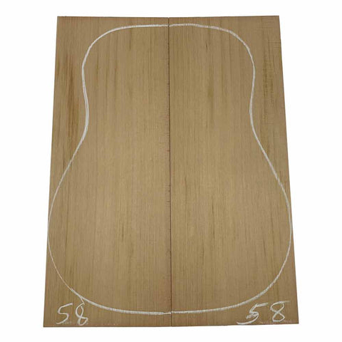 Western Red Cedar Dreadnought/Steel String Guitar Tops #58 With Free Shipping - Exotic Wood Zone