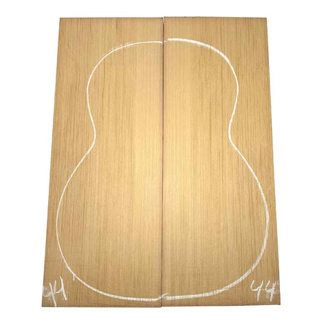 Western Red Cedar Classical/OM Guitar Tops #44 With Free Shipping - Exotic Wood Zone