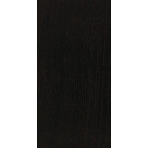 "Single Piece of African Blackwood, 1-1/2"" x 1-1/2"" x 6"" - Exotic Wood Zone"