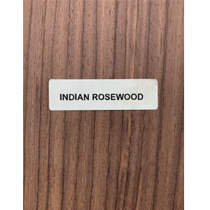 Pack of 3 Exotic East Indian Rosewood Thin Lumber Board 1 x 1-1//2 x 16 Suitable Thin Stock Lumber for Wood Crafting and Wood Working Projects