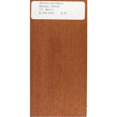 Exotic Hardwood Honduran Mahogany 16/4 Lumber, Packs measuring from 10 to 500 Board. Ft. - Exotic Wood Zone