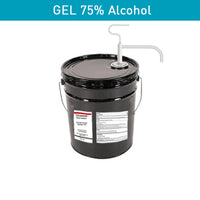 ChromaSafe PLUS 5-Gallon Pail with Pump - GEL