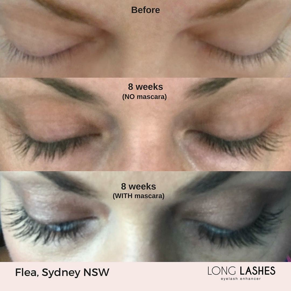 LONG LASHES EYELASH GROWTH SERUM