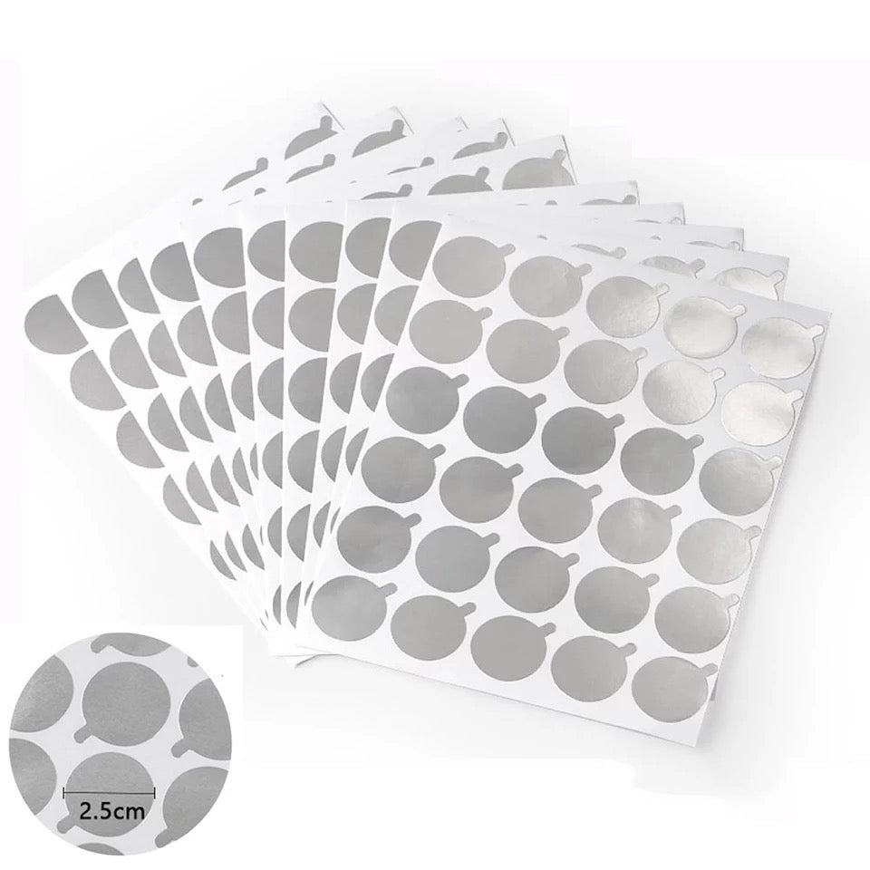 ADHESIVE STICKERS