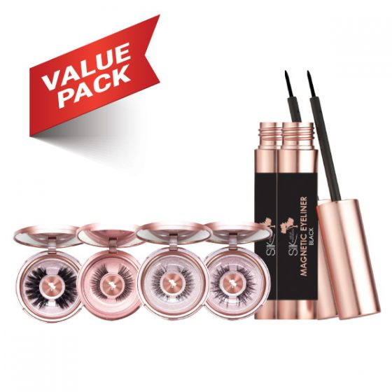MAGNETIC EYELASH QUAD PACK