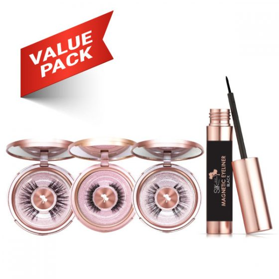 MAGNETIC EYELASH TRIO PACK