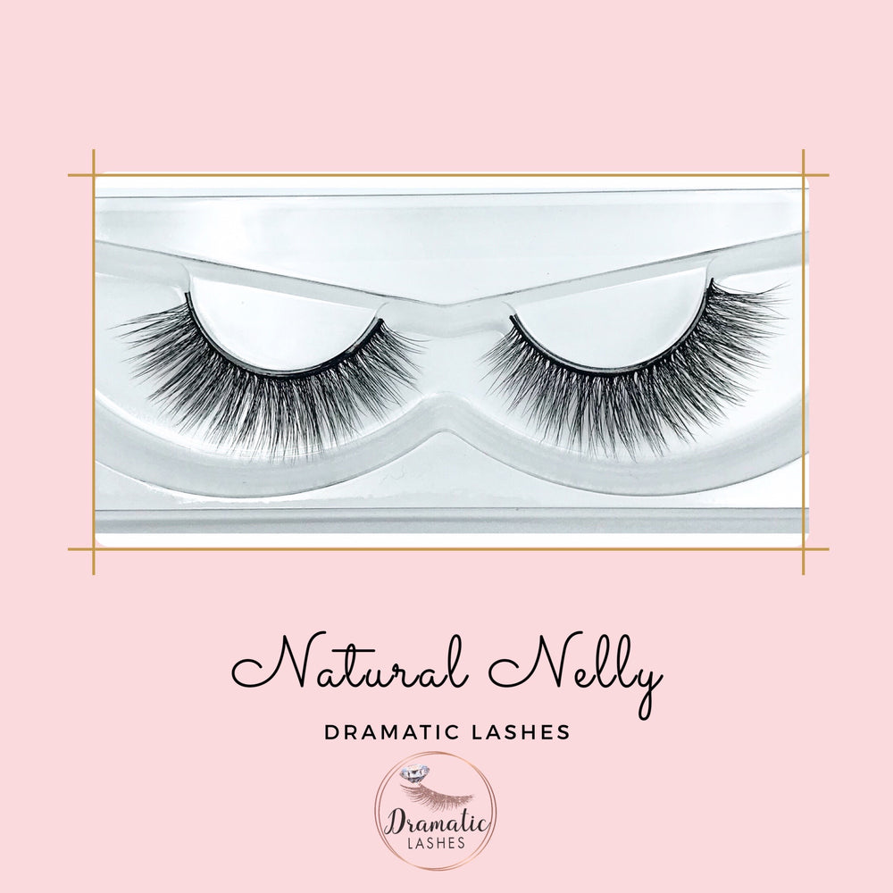 Nelly natural 3D false lash