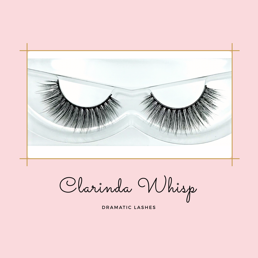 Clarinda Whisp 3d false lash