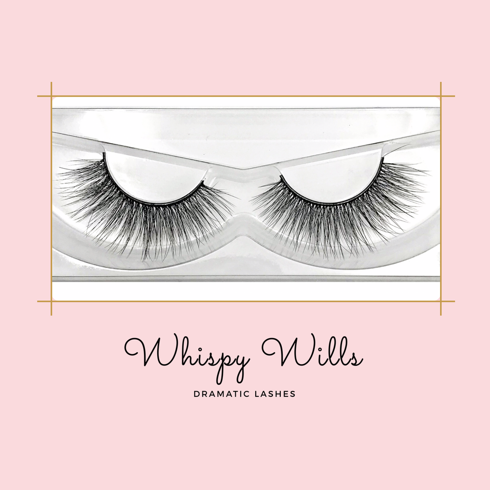 Whispy Wills 3D false lash