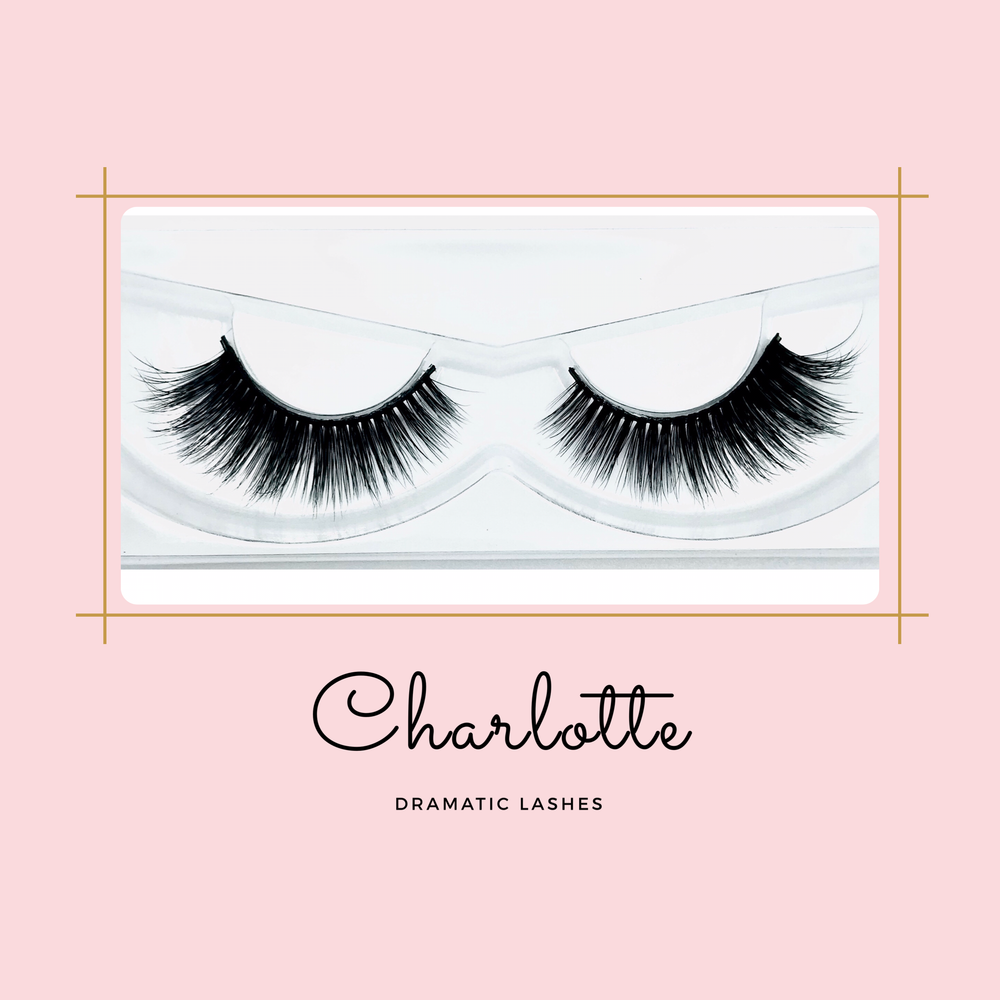 Charlotte 3d false lash