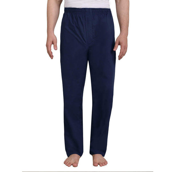 Solid Men's Lounge Pants (Navy) - The Cotton Company - Men - Pyjama Pant