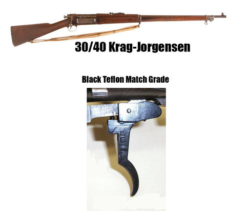 Photo of  Krag-Jorgensen rifle
